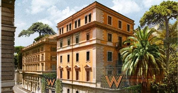 Marriott annuncia il primo W hotel d'Italia, all'insegna di glamour e lusso