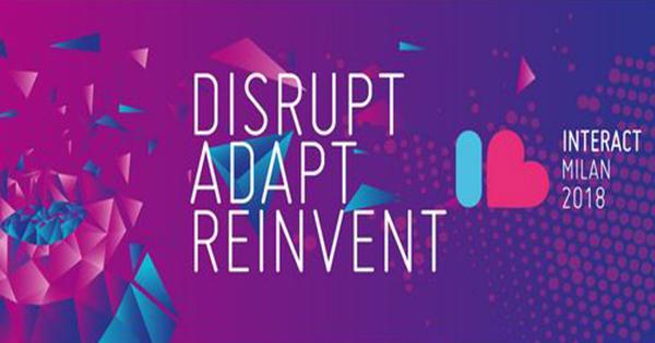 Aperte le iscrizioni a Interact 2018, l'evento dedicato al digital marketing