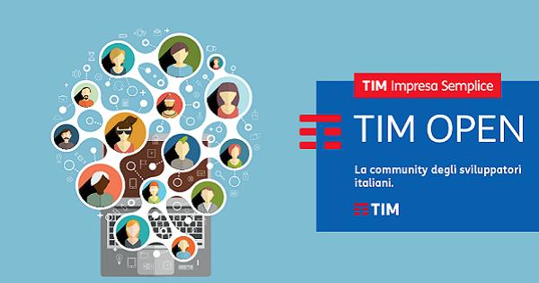 TIM presenta a SMAU le nuove iniziative per il mondo dell'Open Innovation