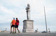 Svelato il mistero delle statue di Milano, Napoli, Bari: è la nuova iniziativa di Huawei