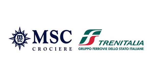 MSC Crociere e Trenitalia: una partnership all'insegna dell'intermodalità
