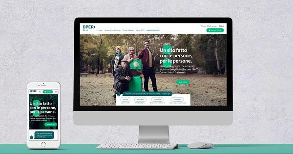 Online il nuovo bper.it: un sito fatto con le persone per le persone