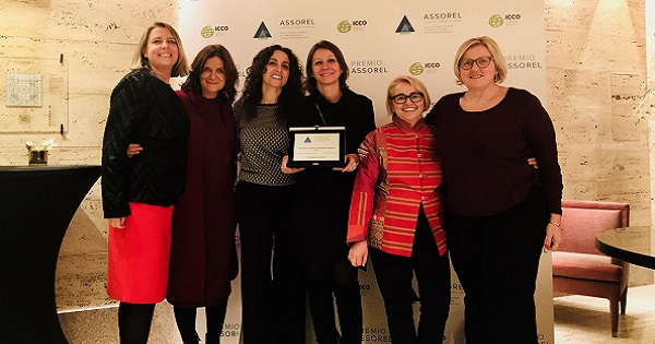 A Vodafone Italia il Premio Assorel per la Comunicazione Interna