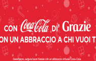 Abbracci digitali e natalizi da Coca-Cola HBC e Conversion