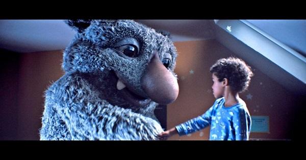 Con Moz the Monster John Lewis conquista di nuovo il Natale