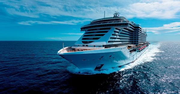 Debutta a Trieste la nuova ammiraglia MSC Seaside, la più grande nave mai costruita in Italia