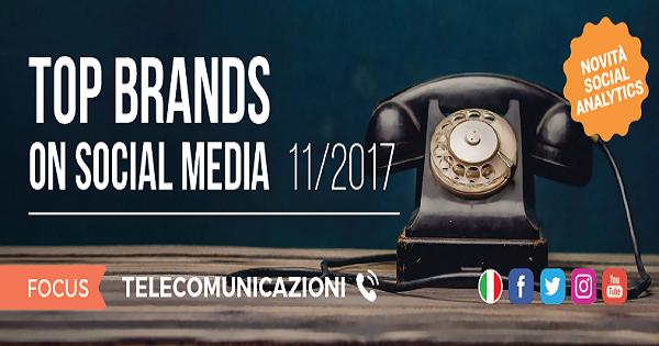 Top Brands: le migliori performance dei brand di Telco