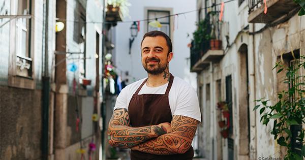 """""""Non c'è niente di più noioso che parlare di cucina"""": intervista a Chef Rubio, il """"food fighter"""" del cibo da strada"""