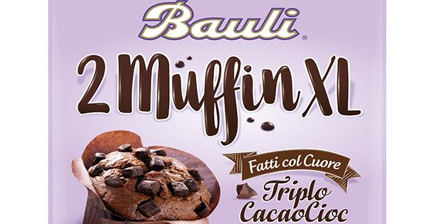Dai Muffin XL Bauli, il concorso extralarge che premia l'amicizia e fa volare a New York