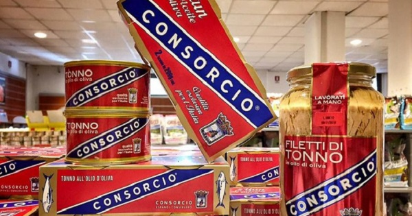 Tonno Consorcio sceglie Armando Testa