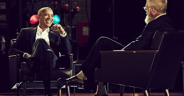 David Letterman torna su Netflix con ospiti molto speciali