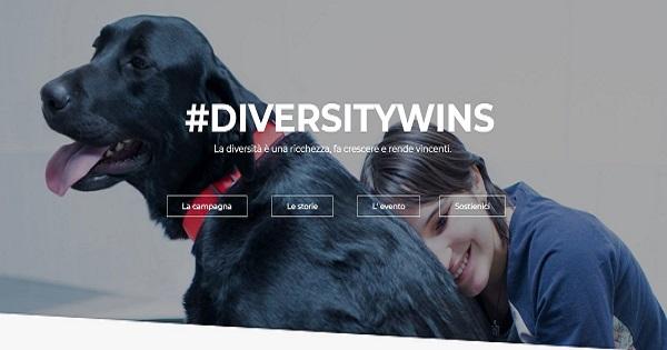 #DIVERSITYWINS: al via la campagna digitale di Diversity e FCB Milan