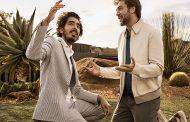 Ermenegildo Zegna presenta il nuovo capitolo della campagna pubblicitaria Defining Moments, protagonisti Javier Bardem e Dev Patel