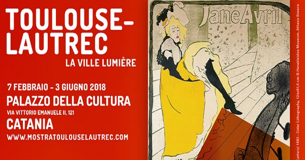 Ricola torna a Palazzo della Cultura di Catania per celebrare Henri de Toulouse-Lautrec