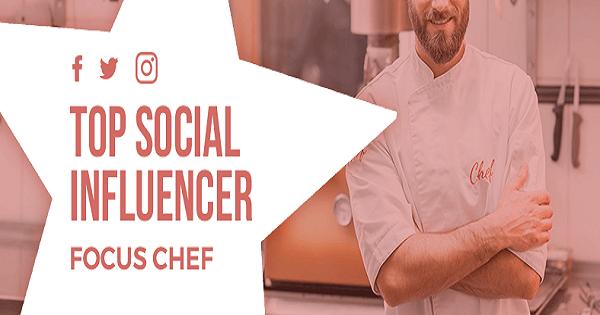 Blogmeter Food e Social Network: la classifica degli chef che piacciono agli italiani