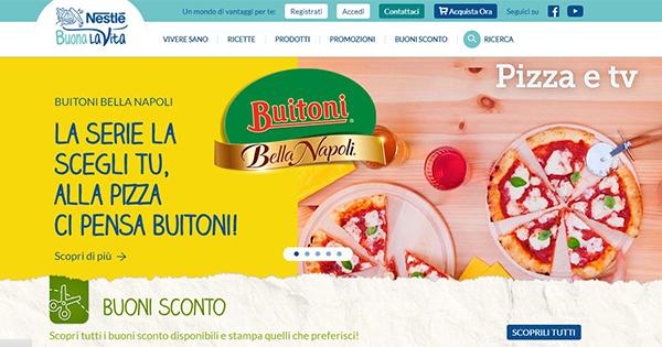 Tribe vince la gara per la piattaforma multibrand di Nestlé Italia