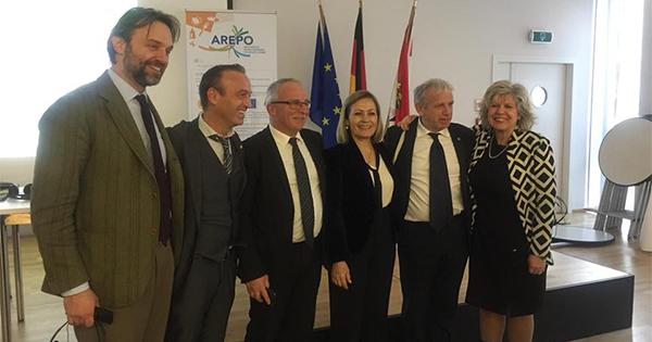 Parmigiano Reggiano: il presidente Nicola Bertinelli diventa vicepresidente di Arepo