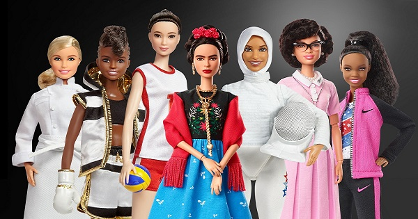 Barbie: #MoreRoleModels per celebrare la Festa della Donna