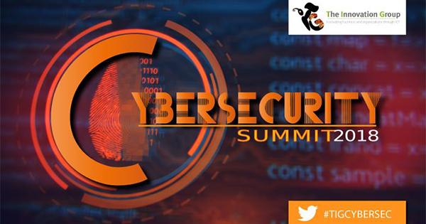 Cybersecurity Summit 2018 - Roma