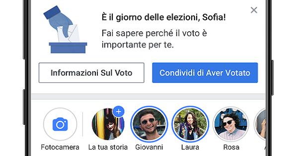 Facebook inaugura a Roma l'Election Lounge e annuncia nuovi prodotti legati alle elezioni