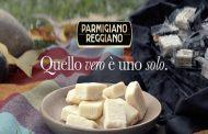 """Il Consorzio Parmigiano Reggiano torna on air con il terzo soggetto della campagna """"Quello Vero è uno solo"""""""