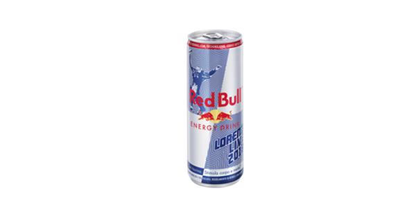 Red Bull lancia una speciale lattina dedicata a Jovanotti