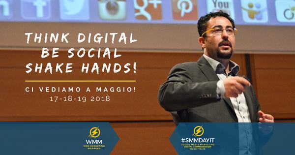 Social Media Marketing + Digital Communication Days 2018: l'intervista ad Andrea Albanese