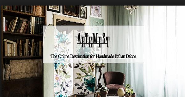 Artemest, l'E-commerce dell'Artigianato di Lusso, raccoglie 4 milioni di euro