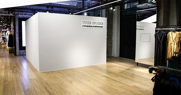 The Cube: al Salone del Mobile, la nuova esperienza tecnologica di Bershka