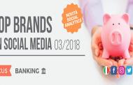 Top Brands di Blogmeter: il settore Banking alla prova dei social