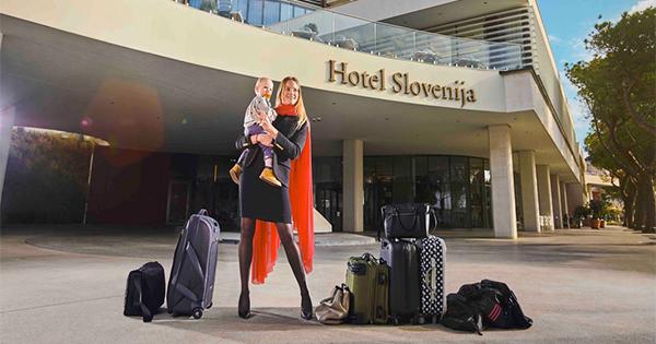 """""""Anche gli eroi hanno bisogno di staccare"""": via alla campagna di LifeClass Portorož"""
