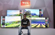 Neymar Jr. dà il via alla campagna di comunicazione globale 2018 di TCL