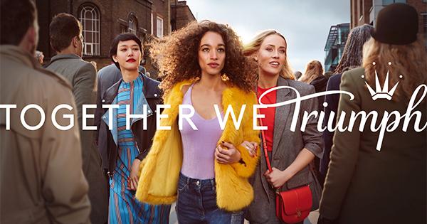 Together We Triumph: on air la nuova campagna sul collettive empowerment
