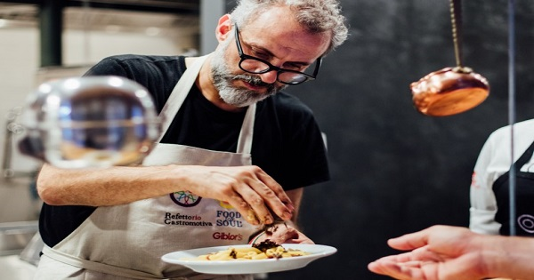 Otto grandi Chef insieme per Food for Soul al Castello Sforzesco di Milano