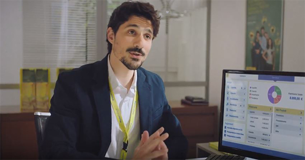Poste Italiane on air su TV, stampa e web per la campagna BancoPosta