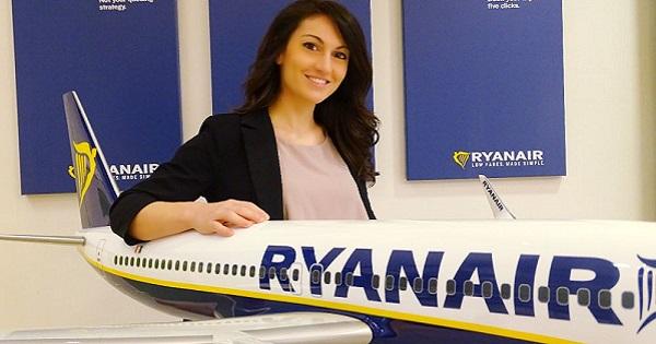 Ryanair nomina Chiara Ravara Head of Sales & Marketing
