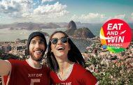 "Just Eat per i Mondiali 2018 lancia l'iniziativa ""EAT AND WIN - FOOTBALL EDITION"""