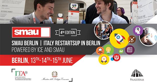 Apre oggi Smau Berlino: l'innovazione Made in Italy incontra le imprese tedesche
