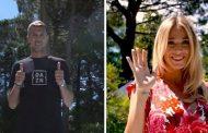 Diletta Leotta e Paolo Maldini sono i nuovi volti di DAZN Italia