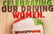 Burger King con Whopp(h)er sostiene le donne al volante in Arabia Saudita