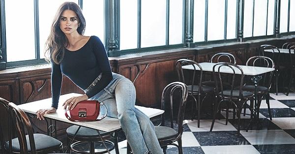 Carpisa: al via la nuova campagna AI18 con protagonista Penelope Cruz