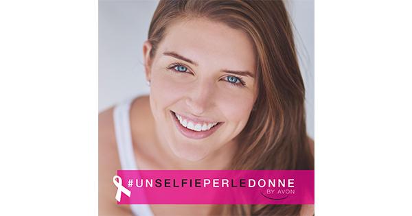 #unselfieperledonne: Avon sostiene la battaglia contro il tumore al seno