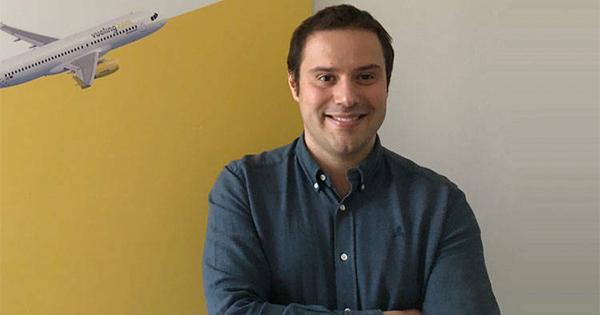 Gabriele Cagliani a capo della Comunicazione di Vueling