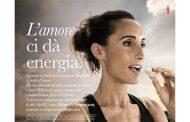 La campionessa Elisa Di Francisca nella nuova campagna di Parmigiano Reggiano