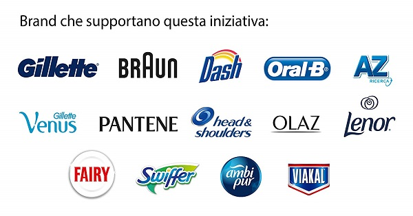 P&G su Amazon a sostegno di Save The Children per il