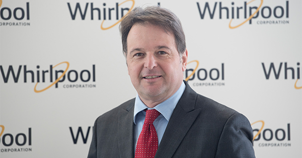 Paolo Lioy nominato General Manager di Whirlpool Italia