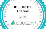 L'Oréal riconosciuta da Equileap prima azienda europea per parità di genere