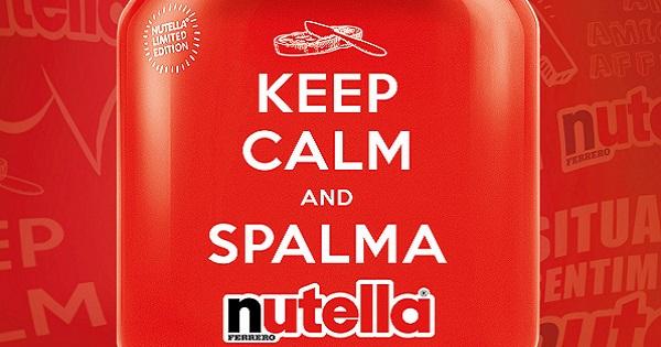 BCube firma i nuovi barattoli Nutella formato meme
