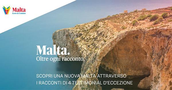 Destinazione Malta: quattro testimonial raccontano le meraviglie di questa meta