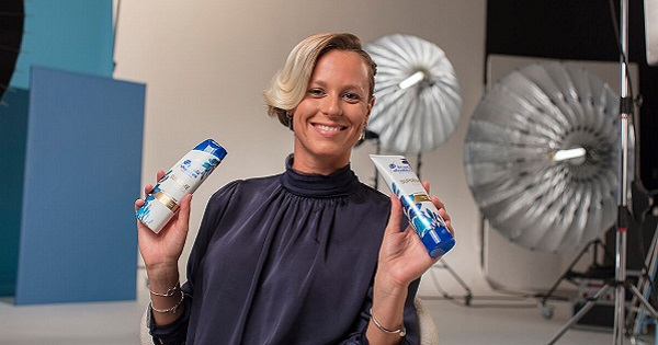 Head & Shoulders on air con Federica Pellegrini